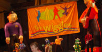 Open the The Wiggles -  Newcastle City Hall photo album