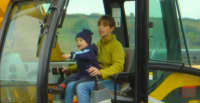 Open the 2003 Diggerland with Dukes -  (digital photographs) photo album