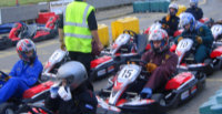 The Accenure Karting Newcastle upon Tyne photo album