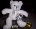 Image 59 - Teddy sitting on top of a glass