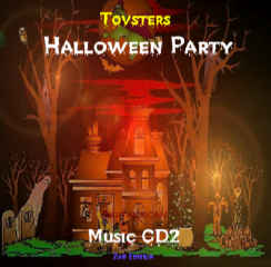 Tracks from Halloween CD2