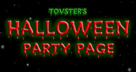 Tovsters Halloween party page